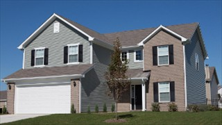 New Homes in Indiana IN - Bade Woods  by Arbor Homes