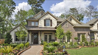 New Homes in Texas TX - Marine Creek Ranch by Plantation Homes
