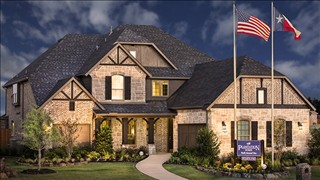 New Homes in Texas TX - The Vineyards  by Plantation Homes
