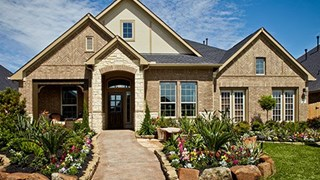 New Homes in Texas TX - Firethorne West 60' by Plantation Homes