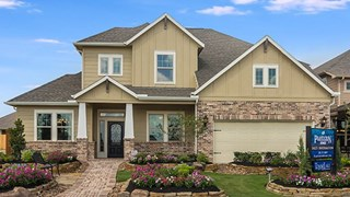 New Homes in Texas TX - Towne Lake by Plantation Homes