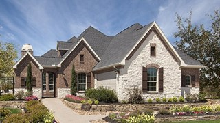 New Homes in Texas TX - Cane Island 55' by Coventry Homes