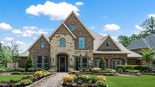 New Homes in Texas TX - Enclave at Longwood by Coventry Homes