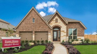 New Homes in Texas TX - Kallison Ranch 50' by Perry Homes