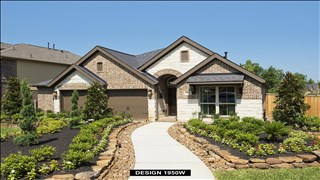 New Homes in Texas TX - Sweetwater 45' by Perry Homes