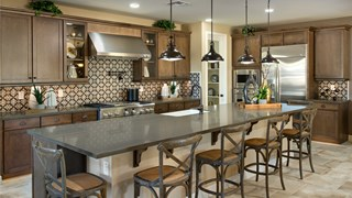 New Homes in - Summit at Pinnacle Peak Patio by K. Hovnanian Homes