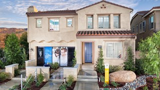 New Homes in California CA - Vantage at Canyon Hills by Pardee Homes