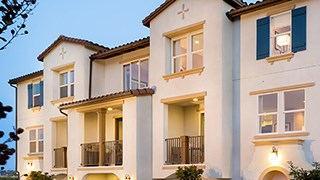 New Homes in California CA - Pacific Walk by Olson Homes