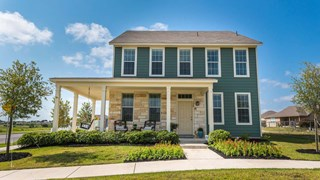New Homes in Texas TX - Creekside by Bigelow Homes
