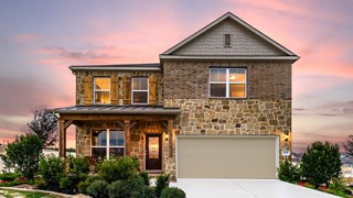 New Homes in Texas TX - Carmel Creek by Pulte Homes