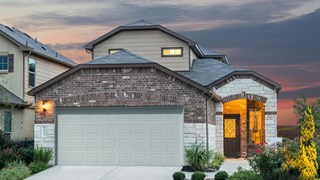 New Homes in Texas TX - Searight Village by Pulte Homes