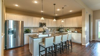 New Homes in Texas TX - The Crossvine by Pulte Homes