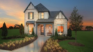 New Homes in Texas TX - Drees Custom Homes at Hollyhock by Newland Communities