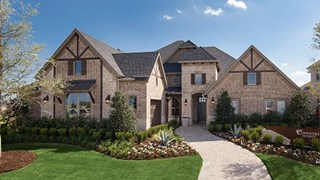 New Homes in Texas TX - Coventry Homes at Hollyhock by Newland Communities