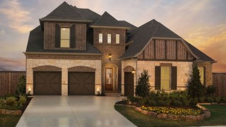 New Homes in Texas TX - Britton Homes at Hollyhock by Newland Communities