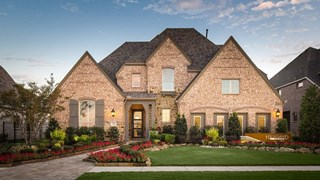New Homes in Texas TX - Highland Homes at Hollyhock by Newland Communities