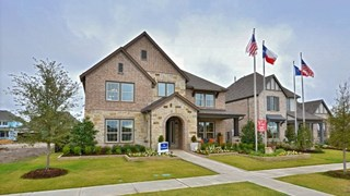 New Homes in Texas TX - David Weekley Homes at Hollyhock by Newland Communities