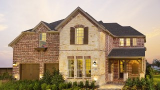 New Homes in Texas TX - Berkshire by American Legend Homes