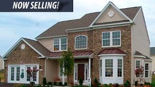 New Homes in Pennsylvania PA - Meadow Ridge by Dan Ryan Builders