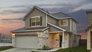 New Homes in Texas TX - Hollister Oaks by Pulte Homes