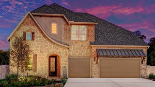 New Homes in Texas TX - Pin Oak Enclave by Pulte Homes