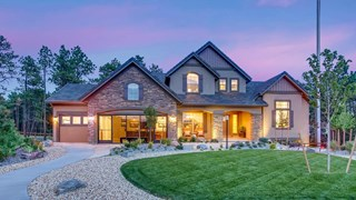 New Homes in Colorado CO - Sanctuary Pointe by Classic Homes