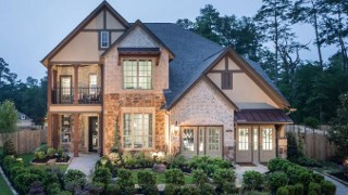 New Homes in Texas TX - The Meadows at Imperial Oaks by McGuyer Homebuilders