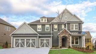 New Homes in Georgia GA - Vinings Brooke by David Weekley Homes