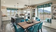 New Homes in Arizona AZ - Sanctuary at Silverhawke by Meritage Homes