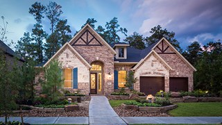 New Homes in Texas TX - Trendmaker Homes  at Elyson  by Newland Communities