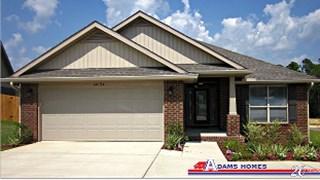 New Homes in Alabama AL - Savannah by Adams Homes