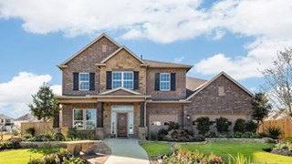 New Homes in Texas TX - Jordan Ranch 70 by David Weekley Homes