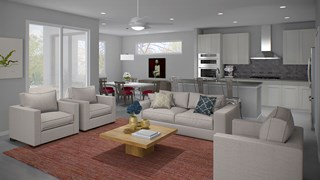 New Homes in Texas TX - Terrell Road by PSW Real Estate