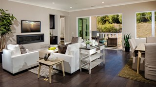 New Homes in California CA - Emerald at Casaba Estates by D.R. Horton