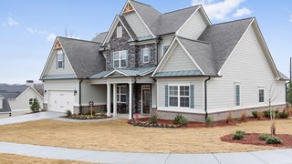 New Homes in Georgia GA - Cook Residential at Sterling On The Lake by Newland Communities