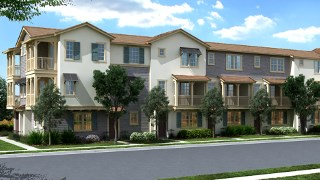 New Homes in California CA - Traditions at Centre Pointe by D.R. Horton