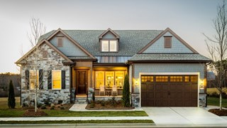 New Homes in North Carolina NC - The Manors at Old Lead Mine by Pulte Homes