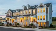 New Homes in North Carolina NC - 540 Townes by Pulte Homes