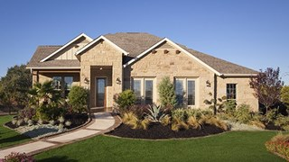 New Homes in Texas TX - Vista Ridge Estates by Wilshire Homes