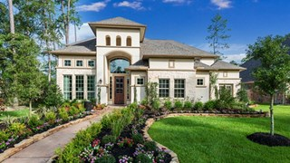 New Homes in Texas TX - The Meadows at Imperial Oaks 70' by Coventry Homes