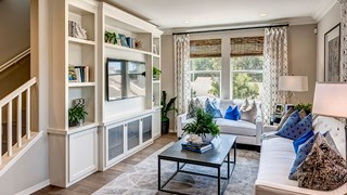New Homes in California CA - Blossom Walk by Olson Homes