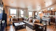 New Homes in Colorado CO - North Fork at Briargate by Classic Homes