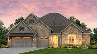 New Homes in Texas TX - The Heights at Indian Springs- Domain by Pulte Homes