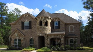 New Homes in Texas TX - Benders Landing Estates by First Texas Homes