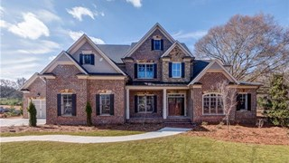 New Homes in Georgia GA - Shakerag Manor by Peachtree Residential