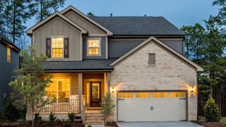 New Homes in North Carolina NC - Greenmoor by Pulte Homes