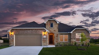 New Homes in Texas TX - Mason Hills by Pulte Homes