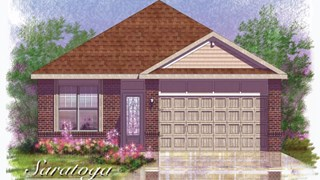New Homes in Texas TX - Glendale Lakes by Saratoga Homes