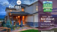 New Homes in Colorado CO - Lake of the Rockies by Century Communities