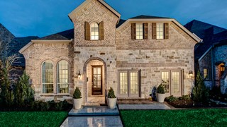 New Homes in Texas TX - Stonebridge Ranch - Melton Ridge by American Legend Homes